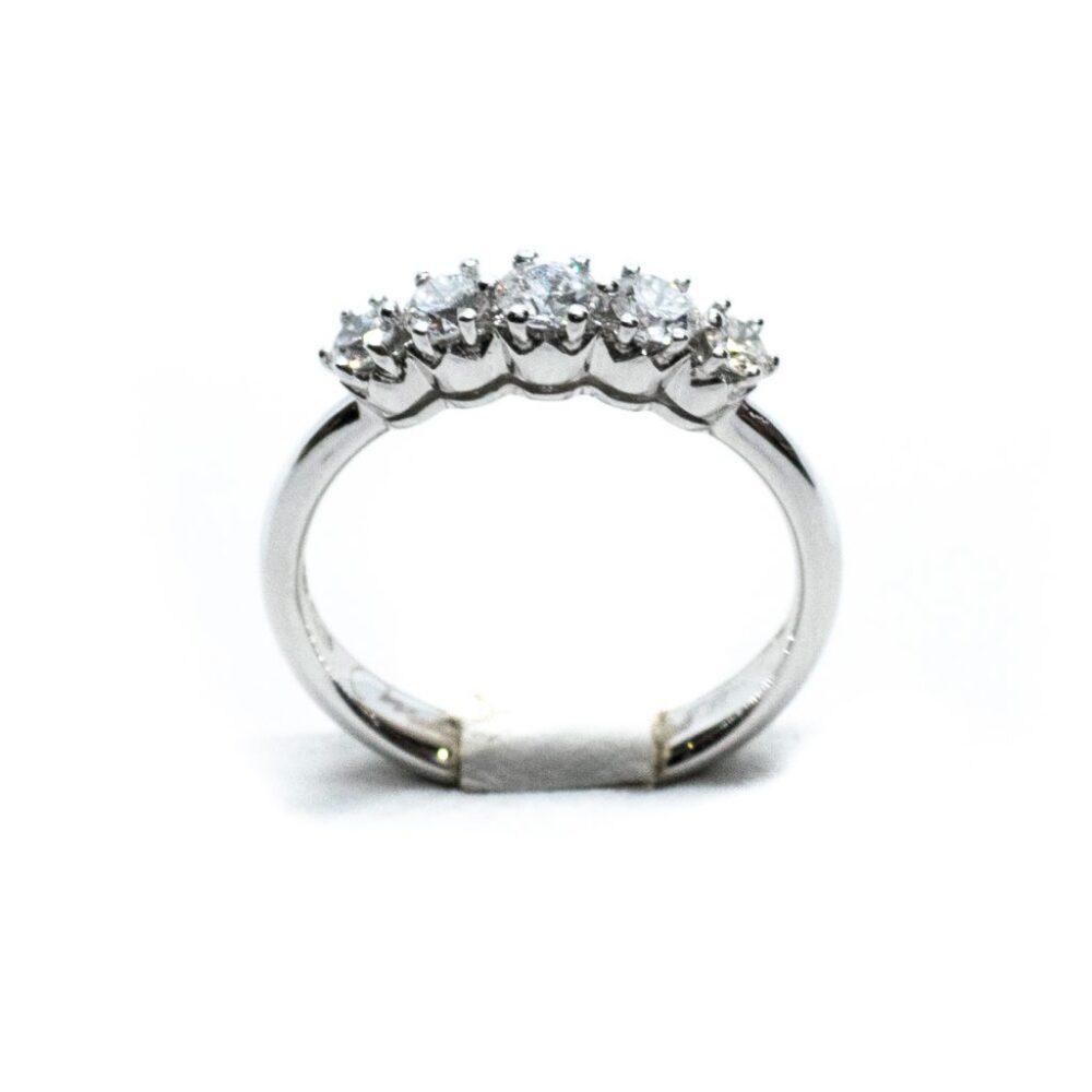Zaročni prstan Miluna LID2067-D60