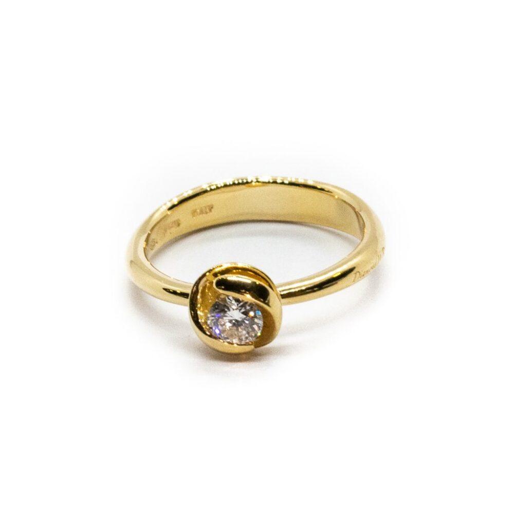 Zaročni prstan Ititoli 972327