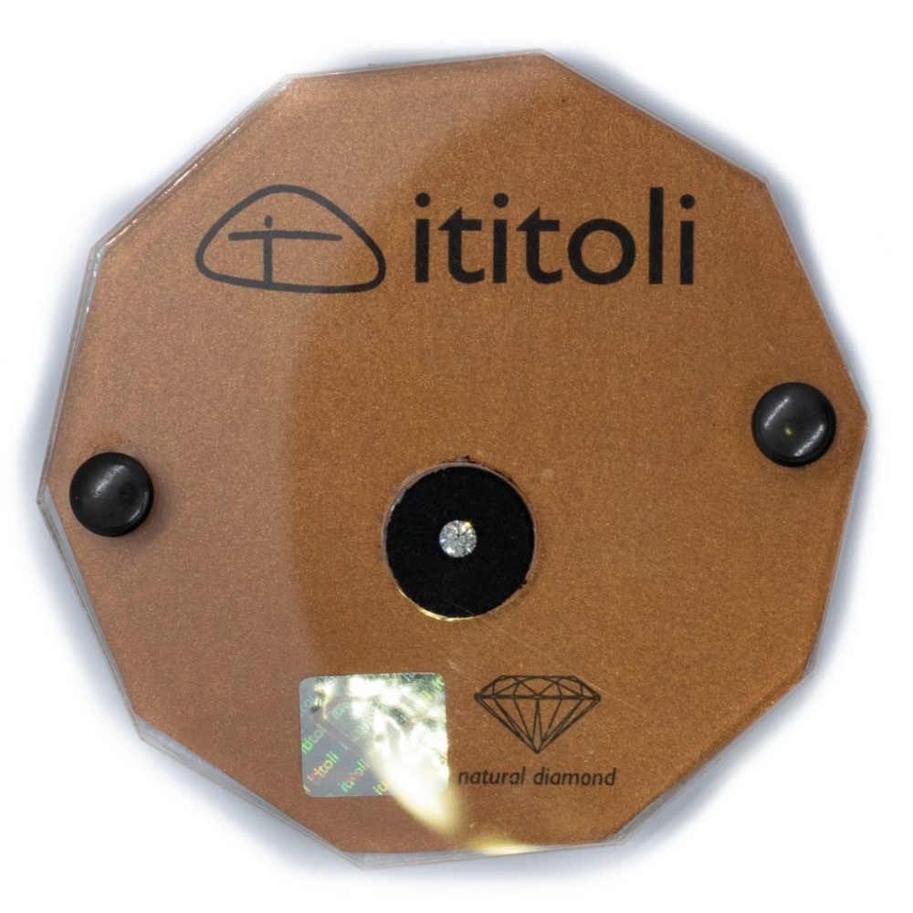 Ititoli diamant 0.16 ct