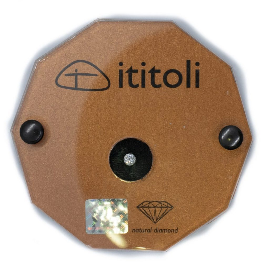 Ititoli diamant 0.20 ct
