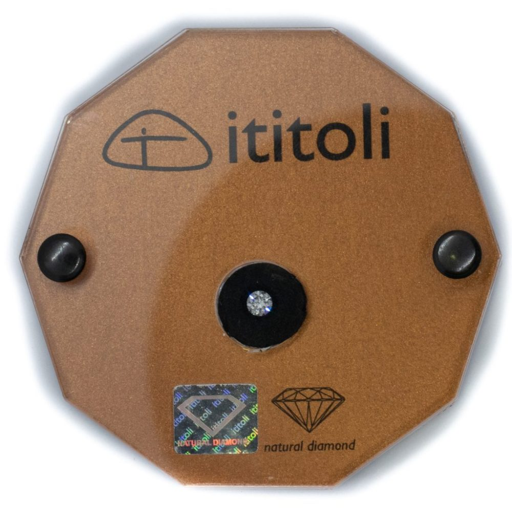 Ititoli diamant 0.24 ct